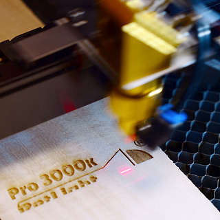 Laser marking of products, additional services