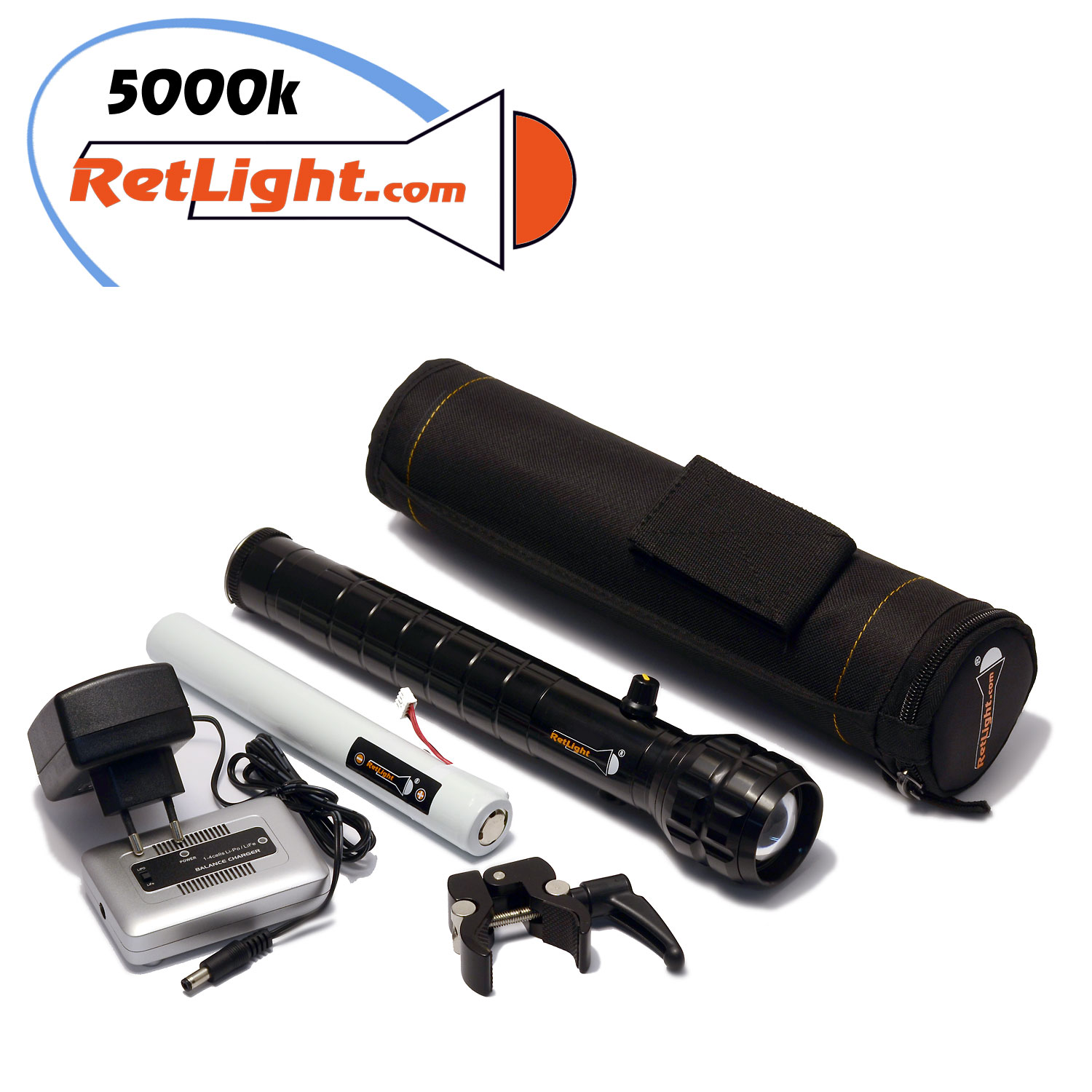 Kit RetLight №5 5000K Catalog